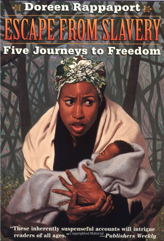 an escape to freedom from slavery Home september 2016  escape from slavery  william helps slaves escape to the north, where slavery is not allowed n2: but tonight, he is helping a former slave, harriet tubman, return to the south  harriet led more than 300 slaves to freedom n1: during the civil war,.