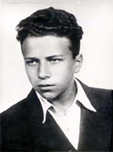 Young Itzhak