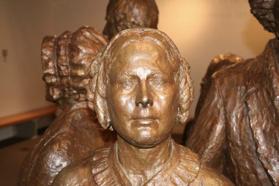 Elizabeth Cady Stanton Statue