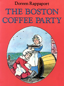 the boston coffee party book cover