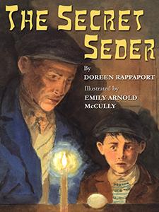 The Secret Seder book cover