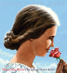 Helen's Big World: The Life of Helen Keller book cover