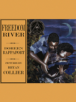 freedom river book cover