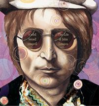 john lennon book cover