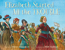 Elizabeth Started All the Trouble Book Cover